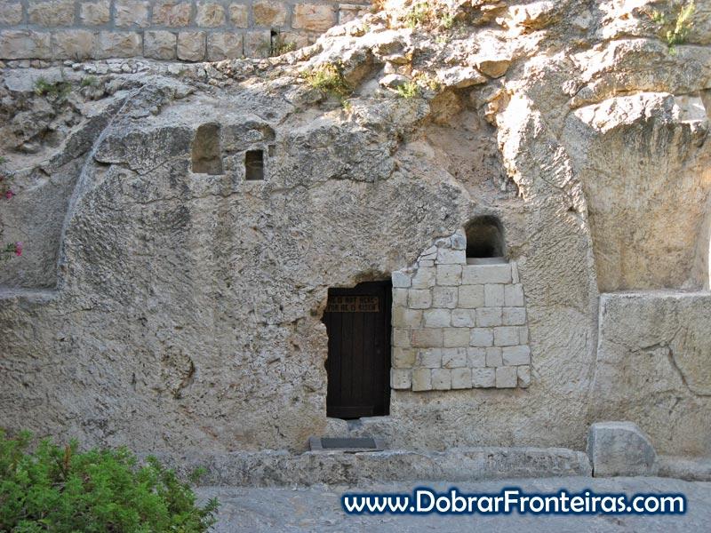 Túmulo do Jardim em Jerusalém
