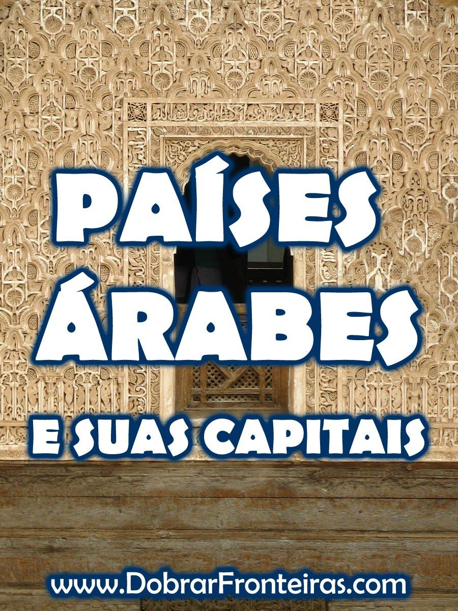 paises arabes