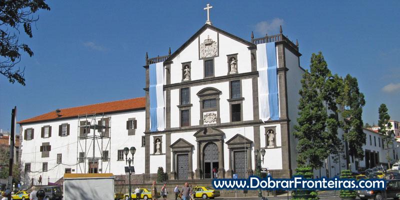 Igreja de São João Evangelista do Colégio dos Jesuítas no Funchal