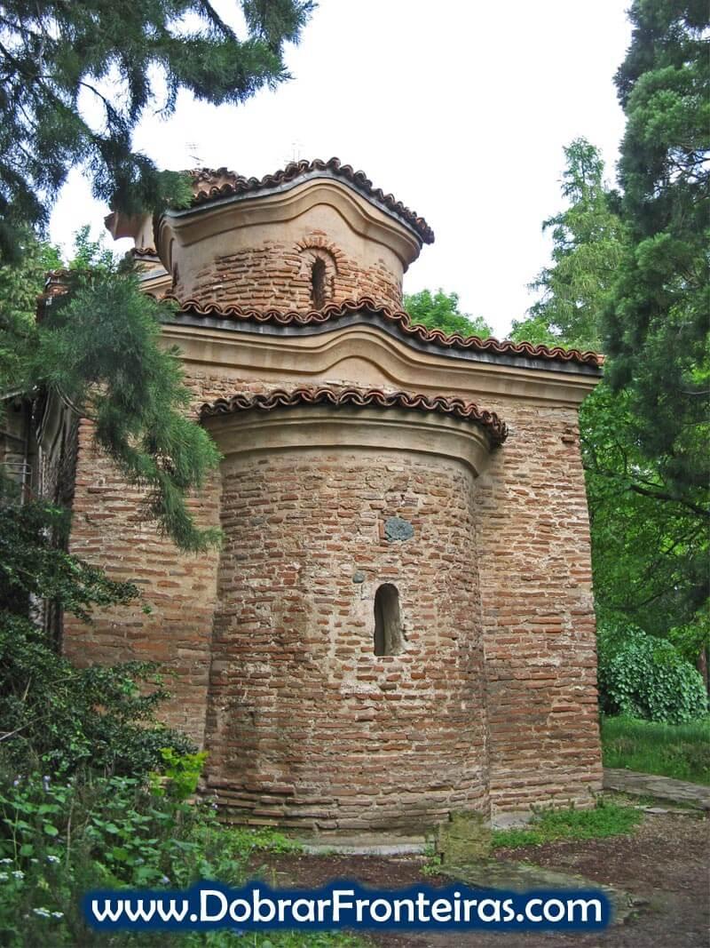 Igreja de Boyana, Sofia, Bulgária
