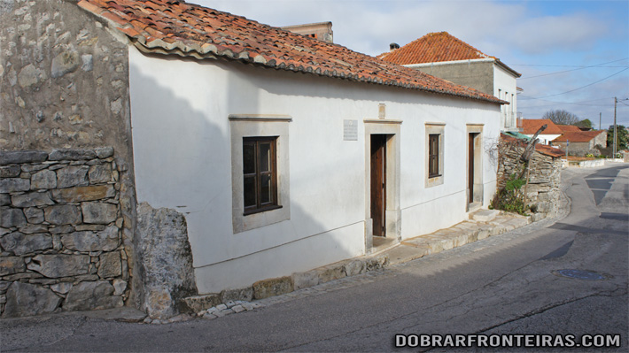 Casa dos pastorinhos de Fátima, Francisco e Jacinta, em Aljustrel
