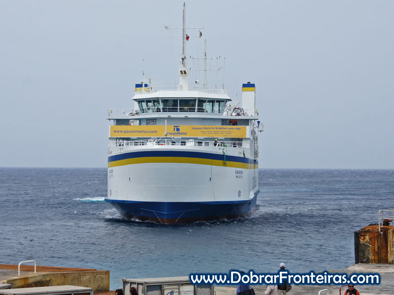 ferry malta gozo