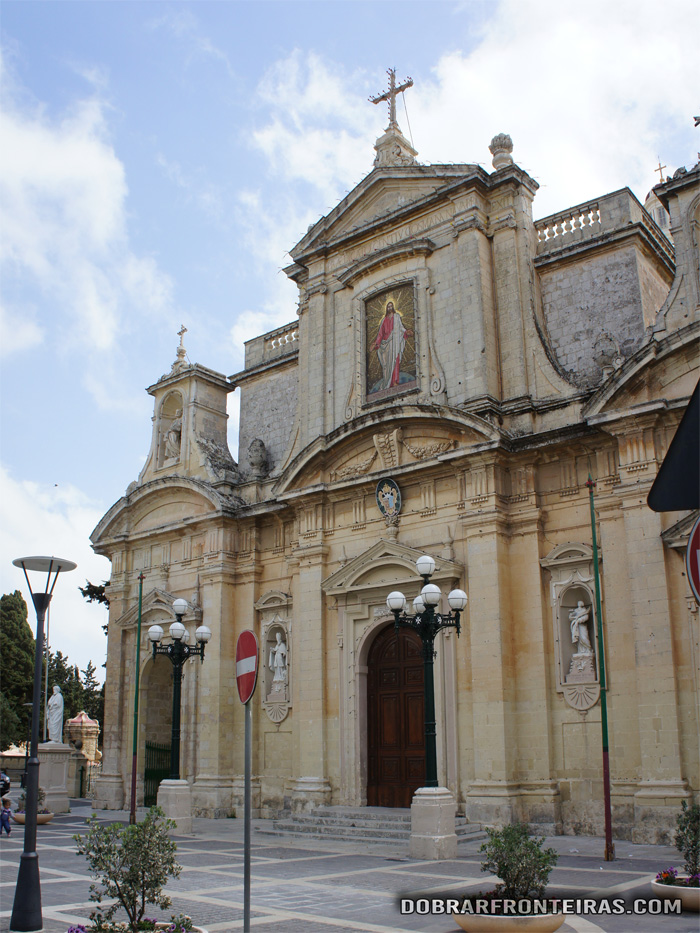 Igreja de São Paulo em Rabat, Malta