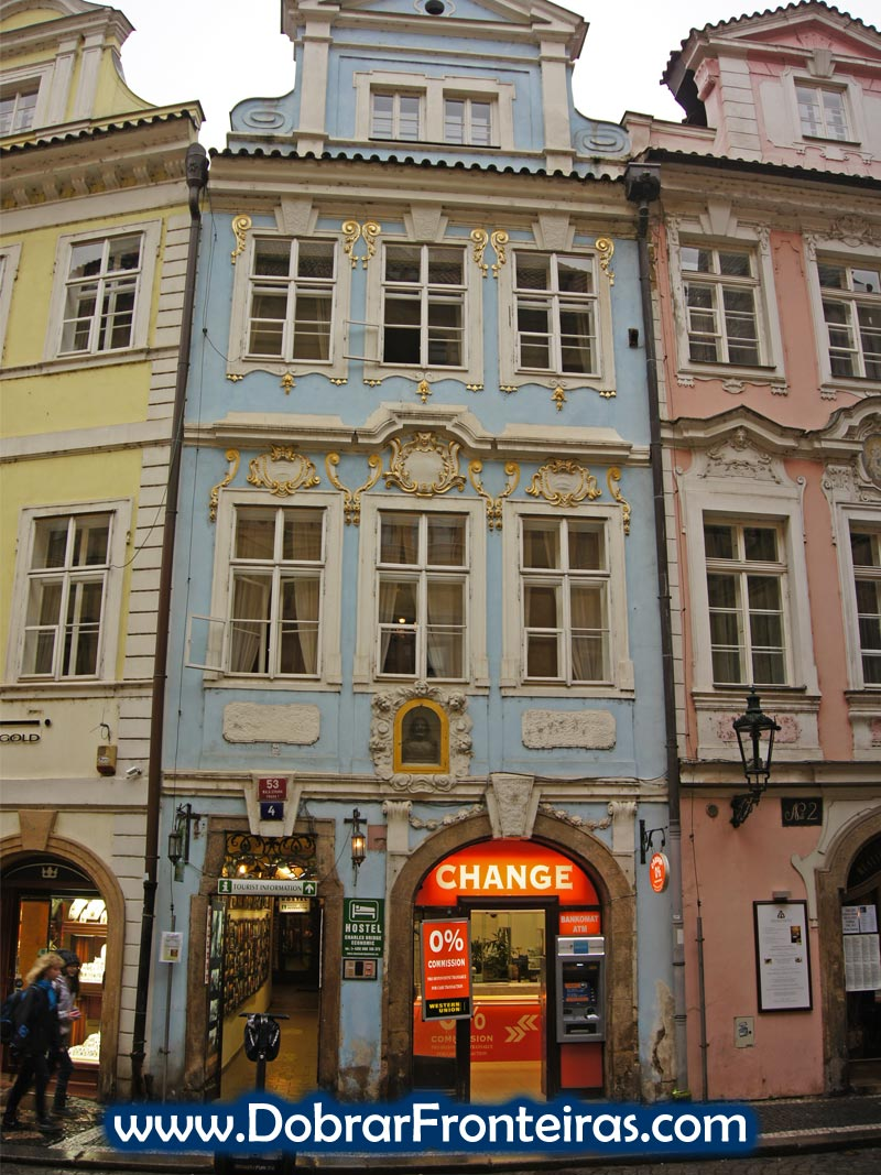 Charles Bridge Hostel