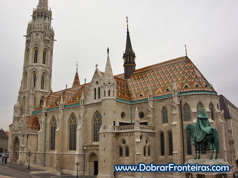 Igreja Matias Budapeste