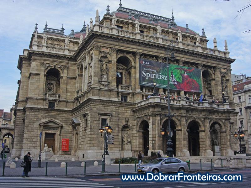 Ópera Budapeste
