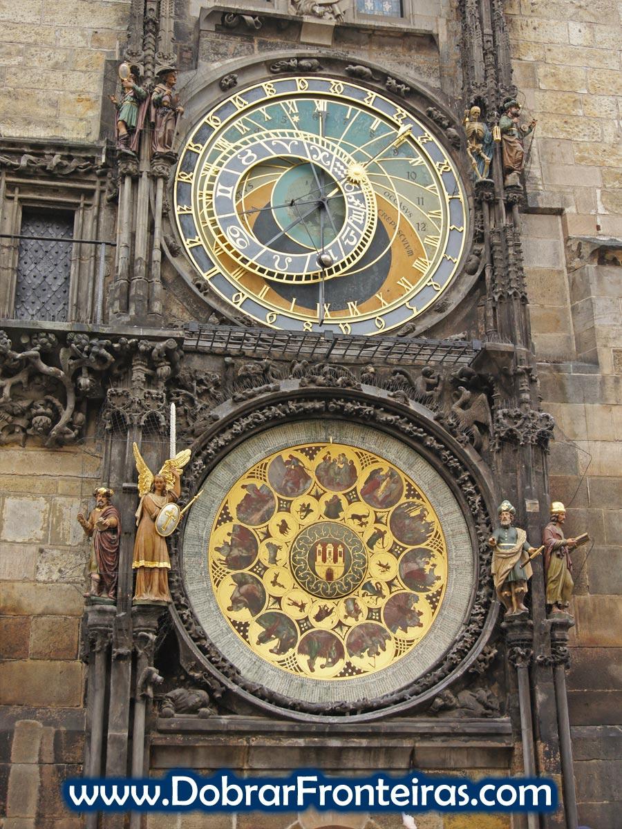 Oloj, Praga