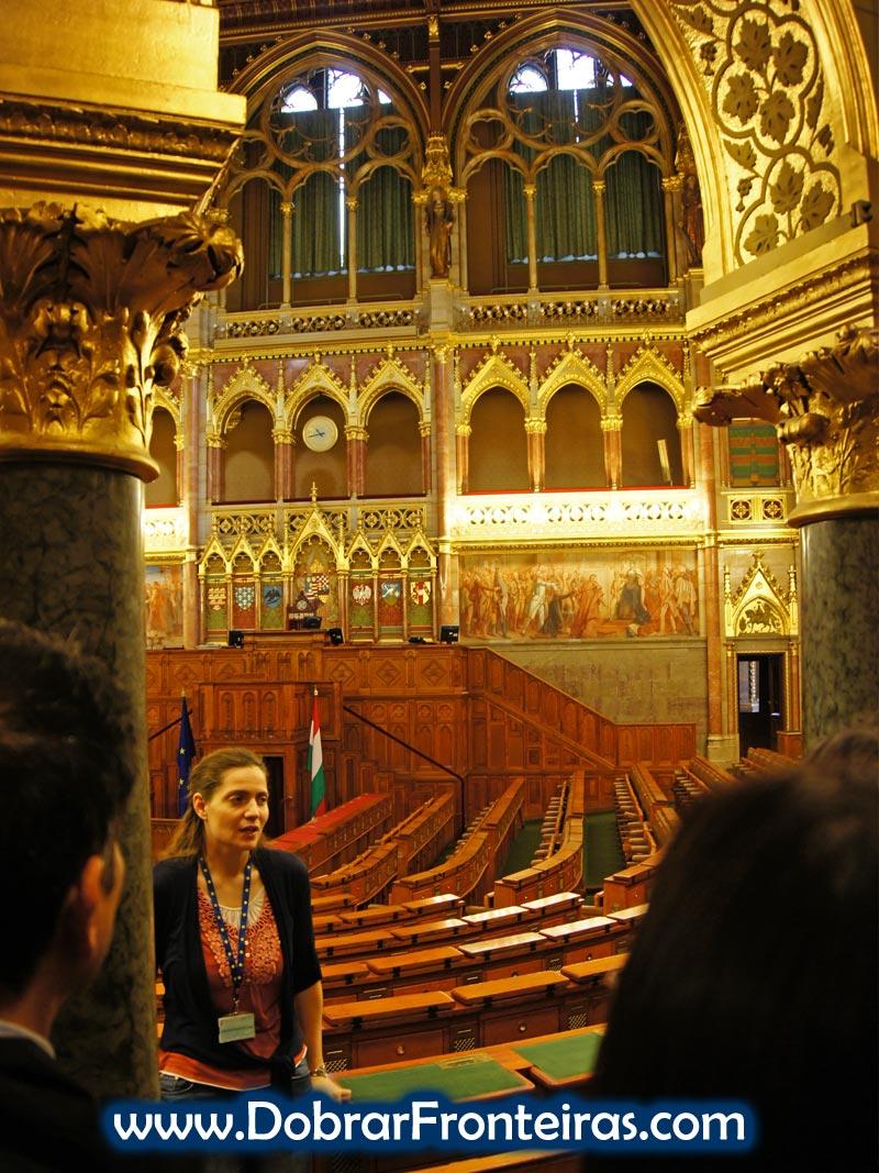 parlamento Budapeste