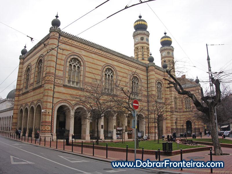 Sinagoga Budapeste