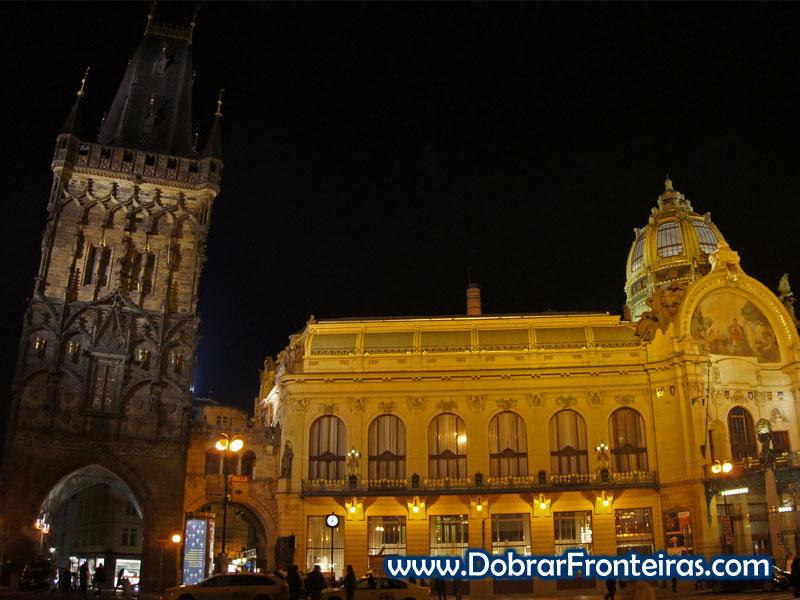 Torre da Pólvora Praga