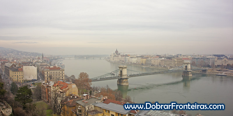 Panorama de Budapeste