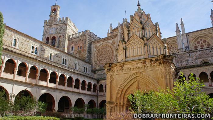 guadalupe espanha mapa Visitar o Mosteiro Real de Santa Maria de Guadalupe guadalupe espanha mapa