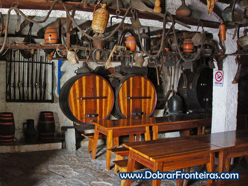 Taberna na aldeia típica José Franco, Sobreiro, Mafra