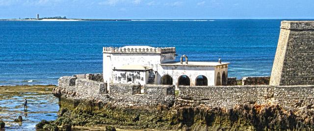 Igreja da Sra. do Baluarte, Ilha de Moçambique