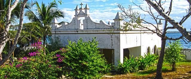 Igreja de S. Francisco Xavier, Ilha de Moçambique