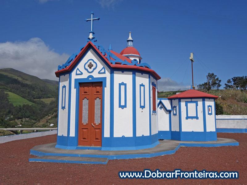 Ermida de Monte Santo, Água de Pau, Açores