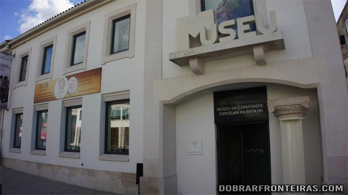 MCCB -Museu da Comunidade Concelhia da Batalha