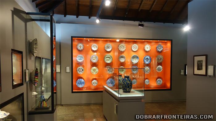 Museu de cerâmica Raul da Bernarda em Alcobaça