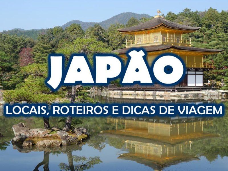 Japão - locais, roteiros e dicas de viagem