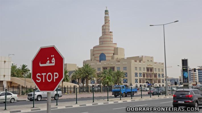 Grande mesquita de Doha, Qatar