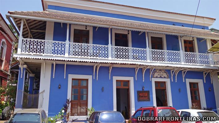 Hospedaria Abrigo de Botelho - Hotel em Panjim, Goa