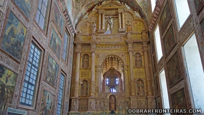 Igreja de São Francisco de Assis em Goa