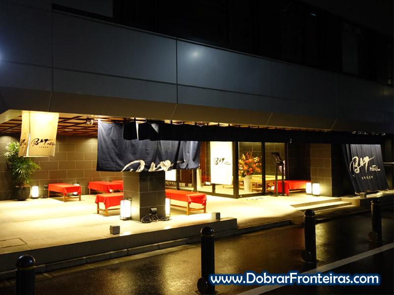 Tokyo Nihonbashi BAY, Hotel cápsula em Tóquio, Japão