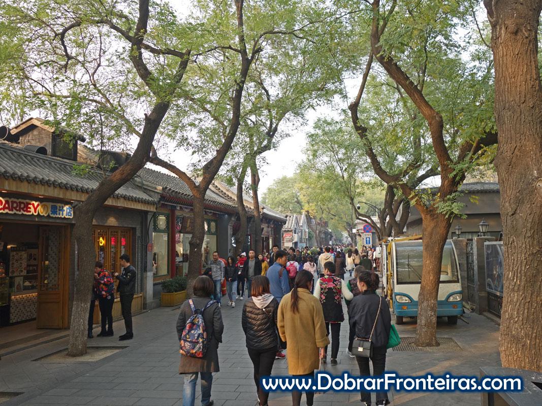 Hotong em Pequim